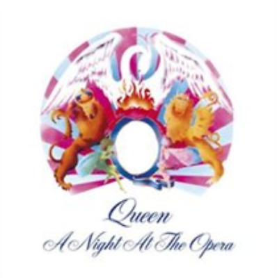 Queen-A Night at the Opera CD NUEVO