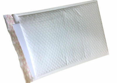"500 #000 4X8 Kraft Bubble Padded Envelopes Mailers 4 X 8 Self Sealing 4""X8"""
