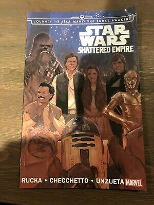 Star Wars Shattered Empire Graphic Novel