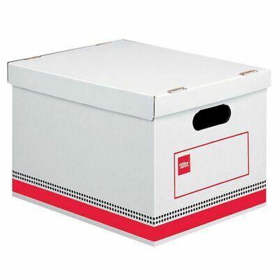 """Office Depot® Brand Economy Storage Boxes, 15"""" x 12"""" x 10"""", Letter/Legal Size, 6"""