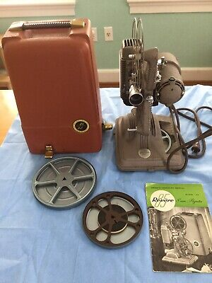 Vintage Revere Camera Company Model P-85 MM Projector Chicago,Illinois , g22b