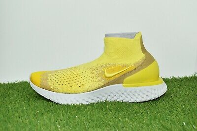 6783763ca7197 Nike Rise React Flyknit Limited Size 12 BQ6176-707 Men Running Shoes  Trainers