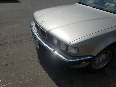 1990 BMW 750iL California car E32 oldtimer zero rust