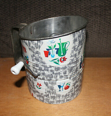 Willow Vintage Flour Sifter Made In Australia