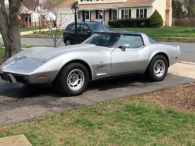 1979 Chevrolet Corvette BASE 1979 Cheverolet Corvette