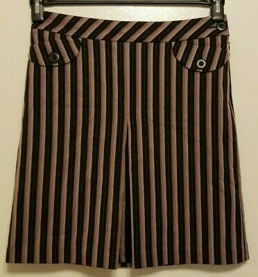 Clothing, Shoes & Accessories Ann Taylor Loft Career Or Casual Black Skirt Size 4 Nwt $49.50 Selling Well All Over The World Women's Clothing