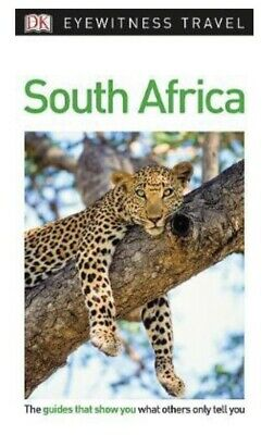 South Africa Eyewitness Travel Guide Book