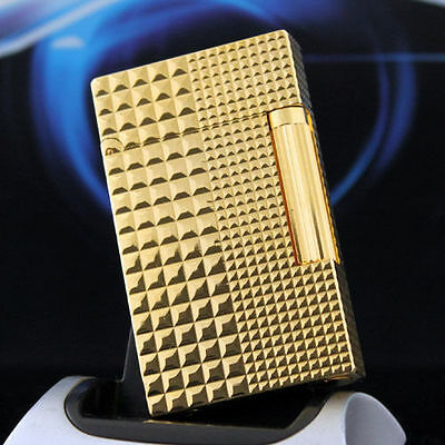 Lighter S.T Dupont Memorial lighter Bright Sound ! Gold color lighter
