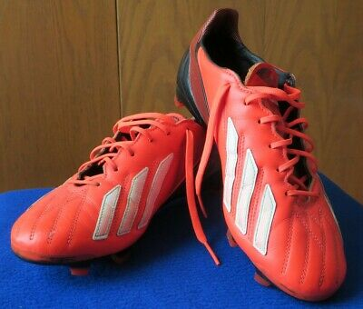 991110ad9 Adidas Adizero F50 TRX FG Leather Men s 7.5 US Q33845 Soccer Cleats USED