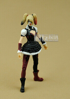 "3.75"" DC Series  the little ugly girl  Action  Figure loose  Gift Toy"