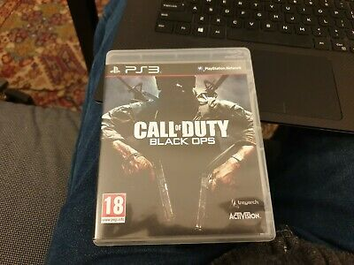 Call of Duty: Black Ops (PS3) good condition