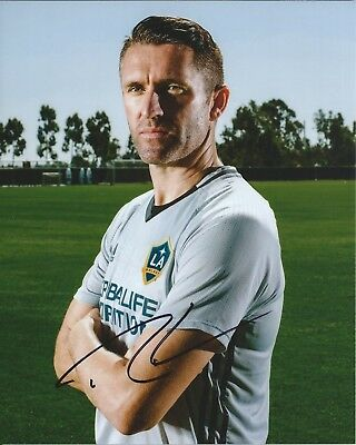 Robbie Keane autograph - signed Photo - Footballer