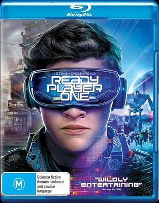 Ready Player One (Blu-ray, 2018) NEW