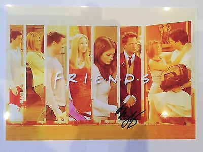 Friends Matthew Perry AUTOGRAPHED picture photo