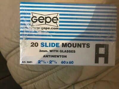 Gepe 2601 3mm One Anti-Newton Glass (Pack of 20) £40 on Amazon!