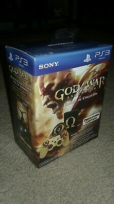 God of War: Ascension - Limited Collector's Edition for Playstation 3 ( PS3 )