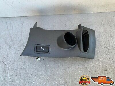 2002-2008 BMW 745 750 760 PDC Parking Distance Control Switch Button Trim Cover