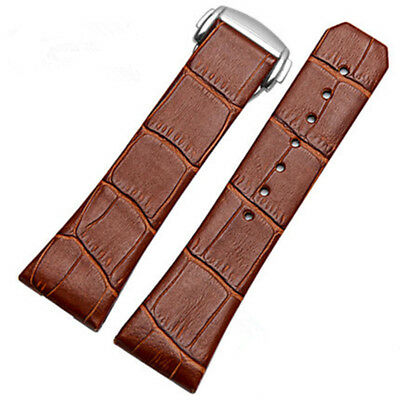 Genuine Leather Strap For Omega CONSTELLATION Series 1 2 3 Watch Band 17mm 23mm