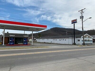 Gas Station-Convenience Store-Car Wash/drive Thru For Sale.