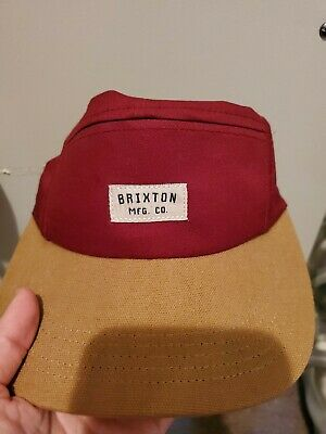 Men's cap hat one size fits most Brixton MFG Co. snap backWheeler