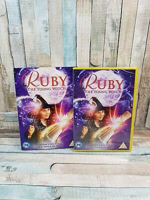 Ruby The Young Witch New & Sealed Free P&P