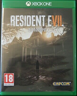 Resident Evil 7 Biohazard Xbox One - EXCELLENT condition