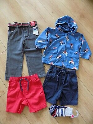 Boys New Bundle of Clothes 2-3 Years