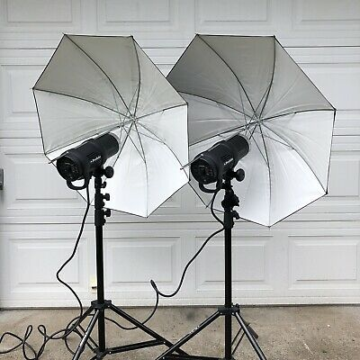 Profoto D1 500 2-light Kit With Case And Stands