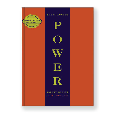 The 48 Laws of Power by Robert Greene (Paperback, 1st Edition, 2000)