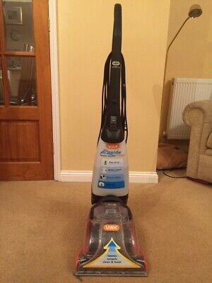 Vax Rapide Classic carpet cleaner V-024A with instructions