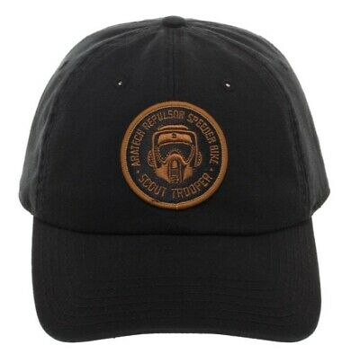 New! Star Wars Celebration 2019 Chicago Heroes Villains Scout Trooper Dad Hat