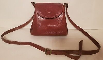 Original  THE SAK Tasche, Damentasche, Echtes Leder, Braun, Top!