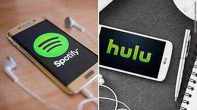 ✔️Spotify Premium with Hulu ✔30 DAYS ✔️1 MONTH Subscription FAST DELIVER 24/7