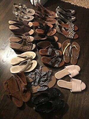 Lot Of Size 8/8.5 Shoes