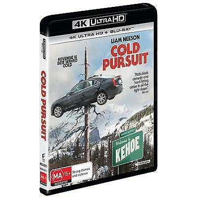 Cold Pursuit (Special Cover Edition) (4K Ultra HD/ Blu-Ray , 2019) (Region B)