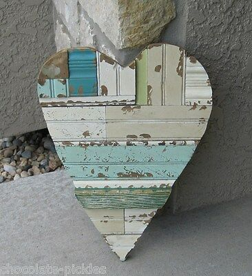Wood Plank Wall HEART*Photo Prop*Primitive Home/French Country/Farmhouse Decor