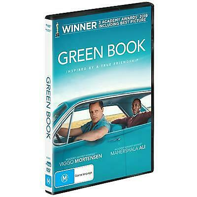 Green Book (DVD , 2019) (Region 4) New Release