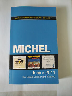 Michel Junior 2011 German stamp catalogue Kleine Deutschland-Katalog