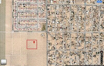 Investor Opportunity 2.5 Acres Southern California City Of 29 Palms Residential