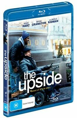 Upside, The (Blu-ray , 2019) (Region B) New Release