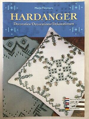 Hardanger Decorations Embroidery