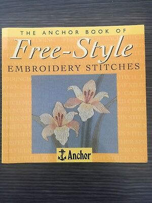 Free Style Embroidery Stitches