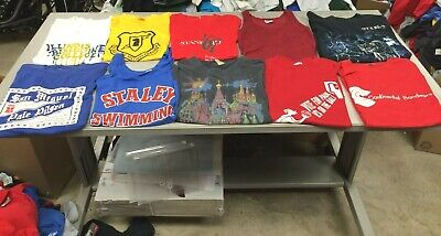 Lot Of 50 Vintage 70's - 80's T Shirts Thin Soft Vtg Usa Cubs Hershey's Russia