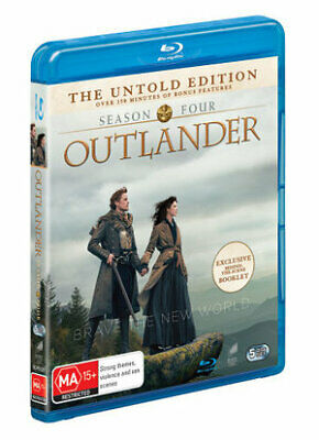 Outlander : Season 4 (Blu-ray , 2019) (Region A,B,C) New Release