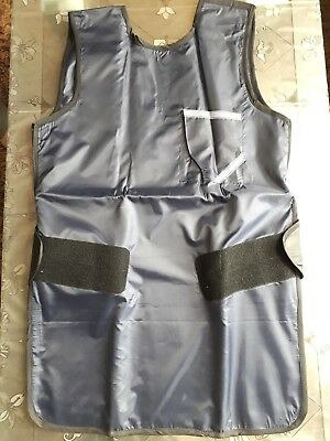 Lead Apron Dental  X-ray Protective Vest Cover Shield 0.35 MM