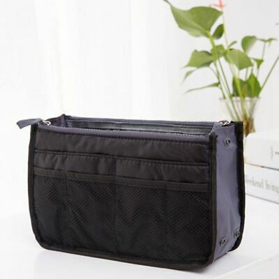 Women's Nylon Cosmetic Bags High Quality Waterproof Fabric New Make-Up Organizer