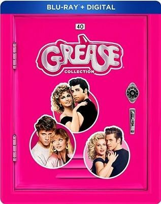 Grease Live Blu-ray From Steelbook