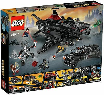 LEGO DC Justice league Super Heroes Flying Fox Batmobile Airlift Attack76087