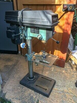 Delta 12inch Drill Press bench mounting