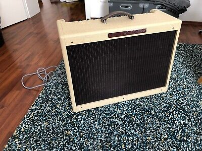 "Fender Blues Deluxe 1x12"" Combo Made in USA von 1996 Blonde not Tweed"